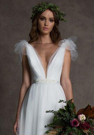 ROMONA New York RB021+RB015B A-Line Wedding Dress