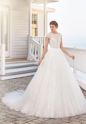 Rosa Clará CORDOBA Ball Gown Wedding Dress