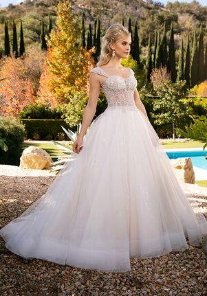 Casablanca Bridal 2374 Rosalie Ball Gown Wedding Dress