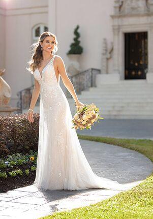 Stella York 6940 A-Line Wedding Dress