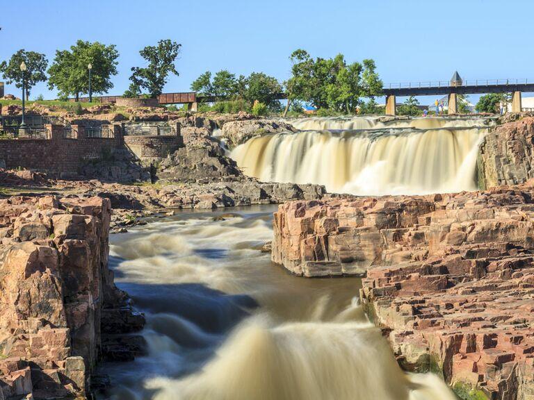 Sioux Falls South Dakota views