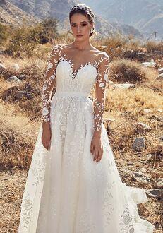 Calla Blanche 19117 Melinda A-Line Wedding Dress