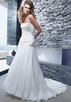 Amaré Couture B003 A-Line Wedding Dress