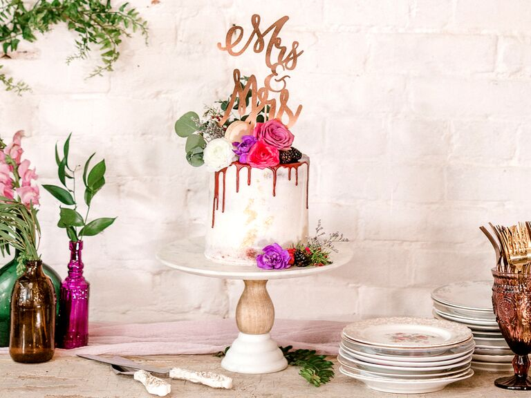 Normal Wedding Gift Amount: Wedding Cake: How Much Do Wedding Cakes Cost?
