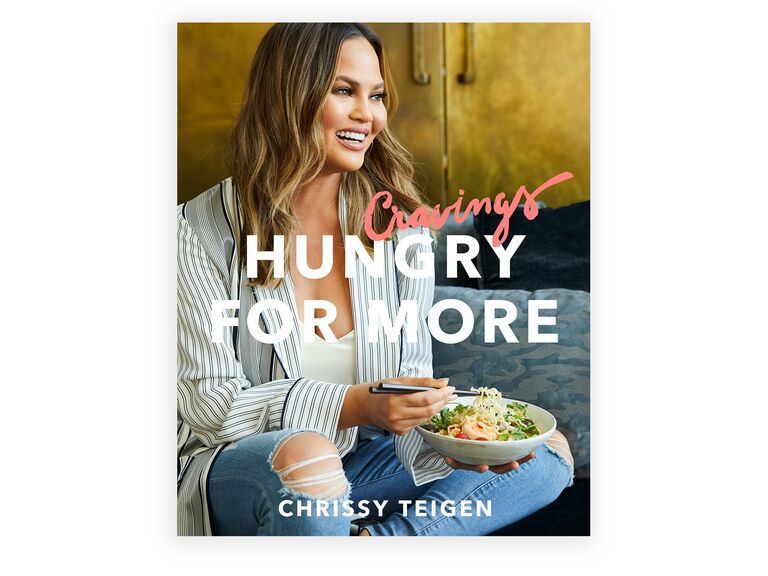 Cravings: Hungry for More by Chrissy Teigen cookbook