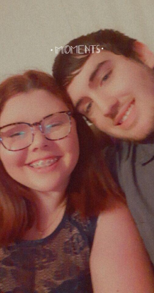 Image 1 of Kaylia and Dylan