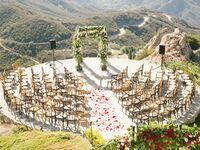 rocky oaks estate malibu wedding