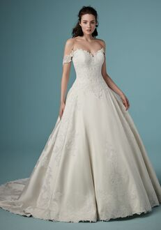 Maggie Sottero SHERIDAN Ball Gown Wedding Dress