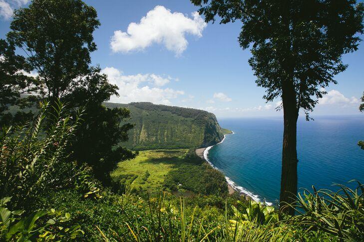 Kailua-Kona Hawaii Destination Wedding