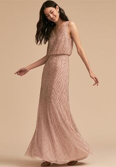 BHLDN (Bridesmaids) Blaise Dress V-Neck Bridesmaid Dress