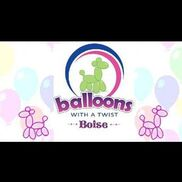 Boise, ID Balloon Twister | Balloons With A Twist - Boise
