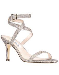 Nina Bridal Vanna Gold, Champagne Shoe