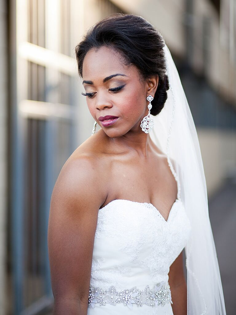 15 Gorgeous Makeup Looks for Brunette Brides