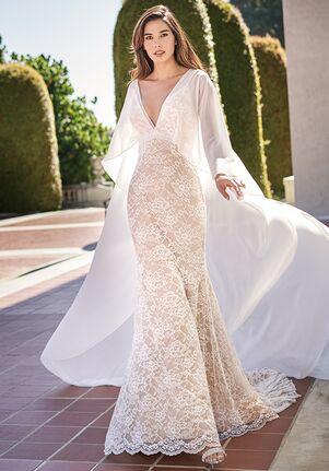 Jasmine Bridal F221007 Mermaid Wedding Dress