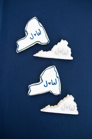 Homestate Cutout Cookie Favors