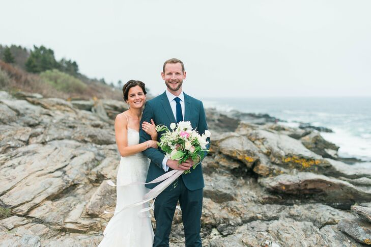 When Lauren Methia (31 and a wedding photographer) and Dave Oliver (34 and a chiropractor) began planning their spring nuptials, they knew a destinati