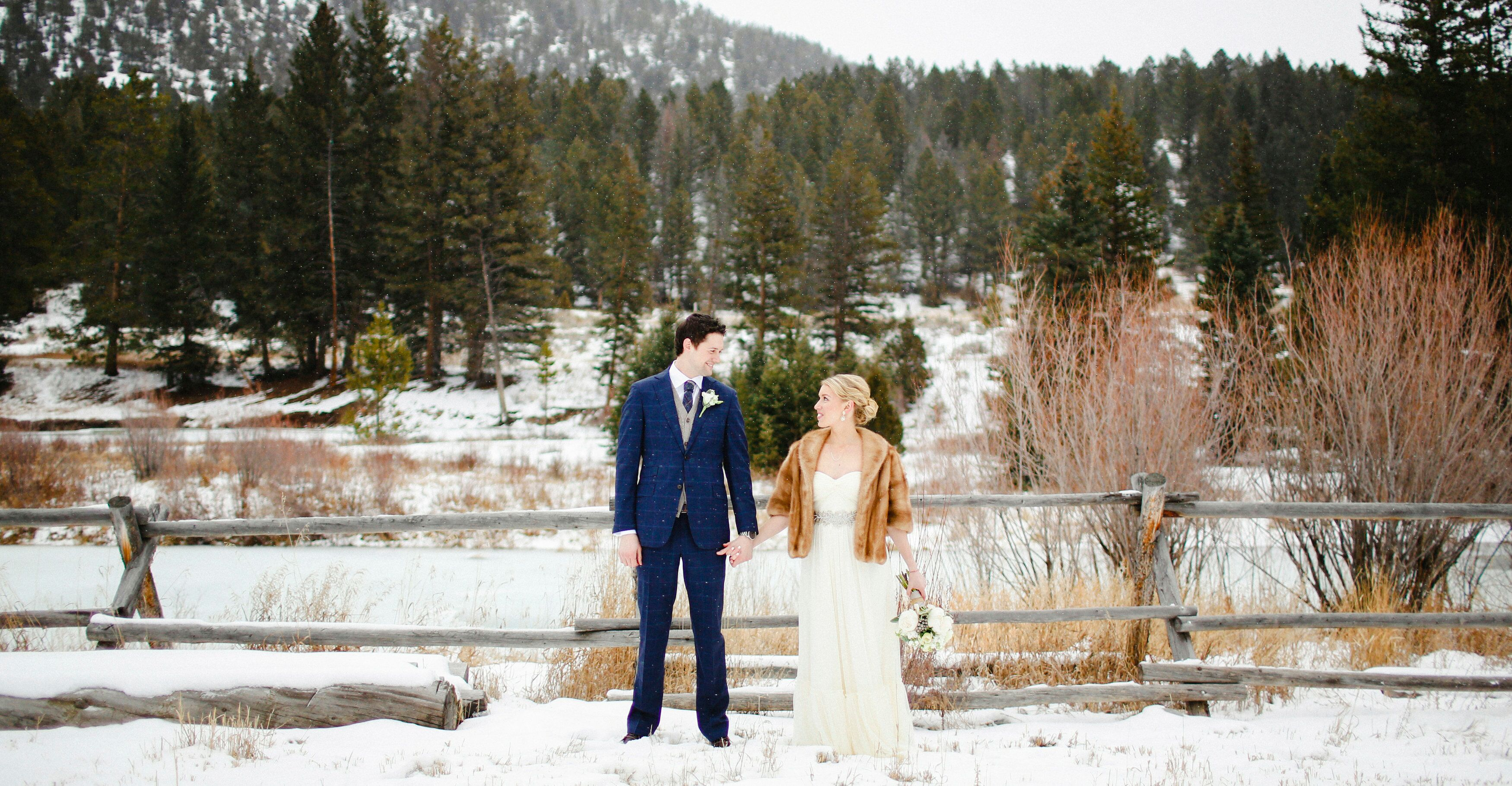 Wedding Photographers In Billings MT