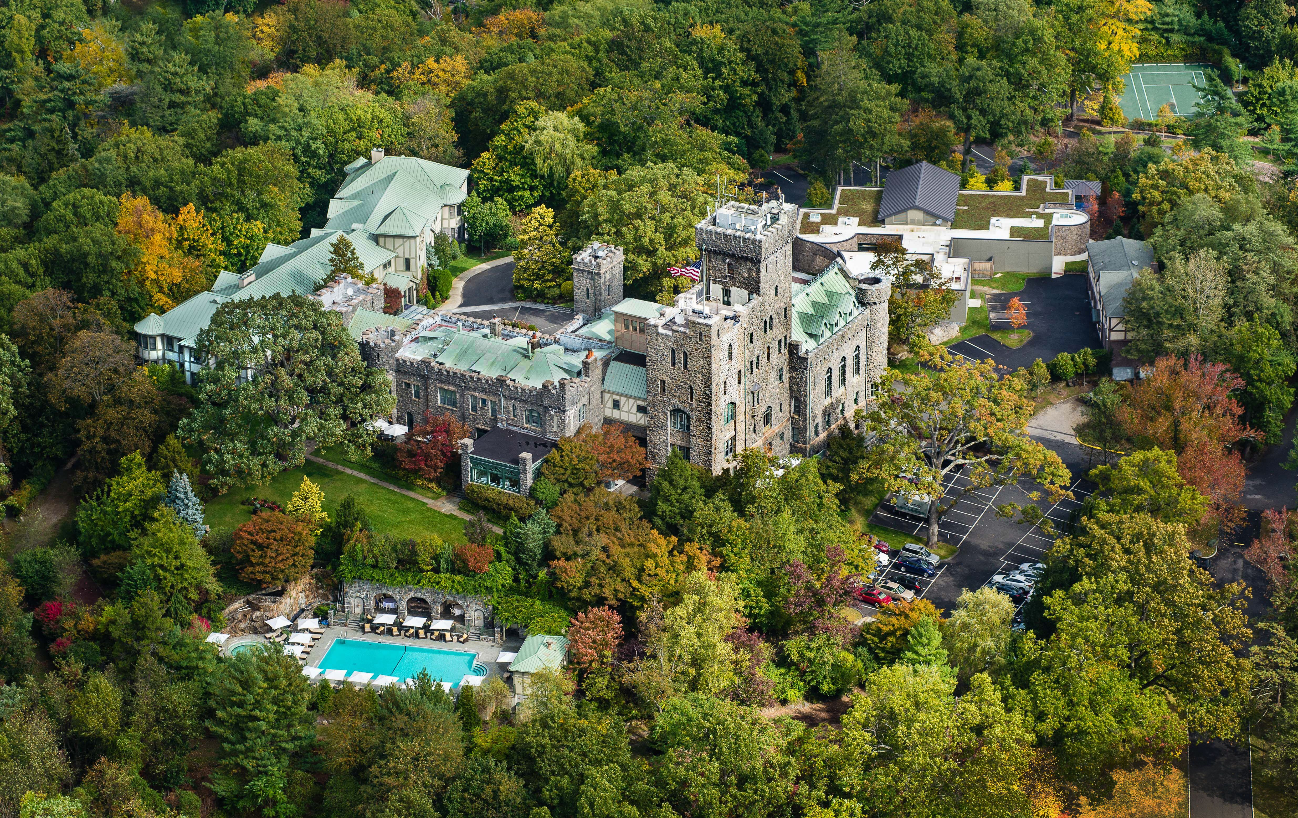Castle Hotel And Spa Tarrytown Wedding