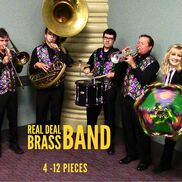 Orlando, FL Brass Band | Brass Band Second Line Band Real Deal