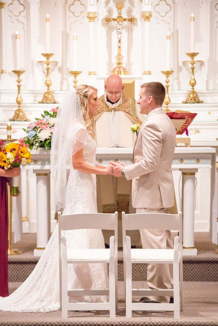 St. Joseph's Church Ceremony