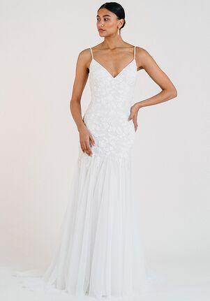 Jenny by Jenny Yoo Keegan Sheath Wedding Dress