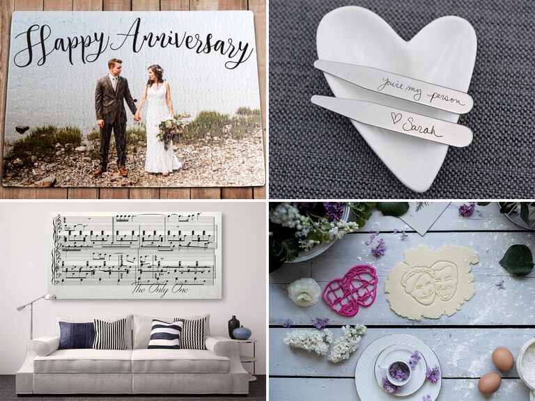 25th anniversary gift ideas for her, him and them