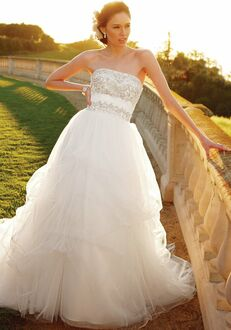 Casablanca Bridal 2052 Ball Gown Wedding Dress