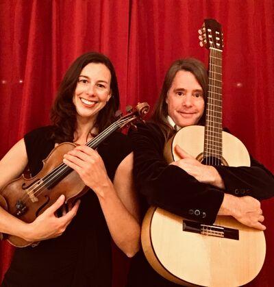 Picasso Violin & Guitar