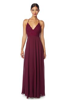Bill Levkoff 1702 Bridesmaid Dress