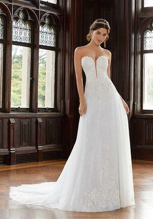 Morilee by Madeline Gardner/Blu Shireen 5813 A-Line Wedding Dress