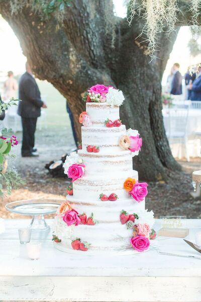 Wedding Cake Bakeries In Myrtle Beach Sc The Knot