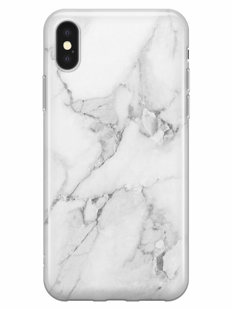 Recover marble iPhone case gift for wife