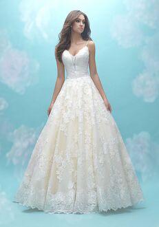 Allure Bridals 9466 Ball Gown Wedding Dress