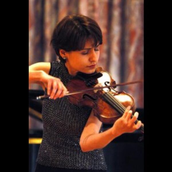 Christine Kharazian - Violinist - Washington, DC