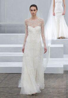 Monique Lhuillier Sarah Sheath Wedding Dress