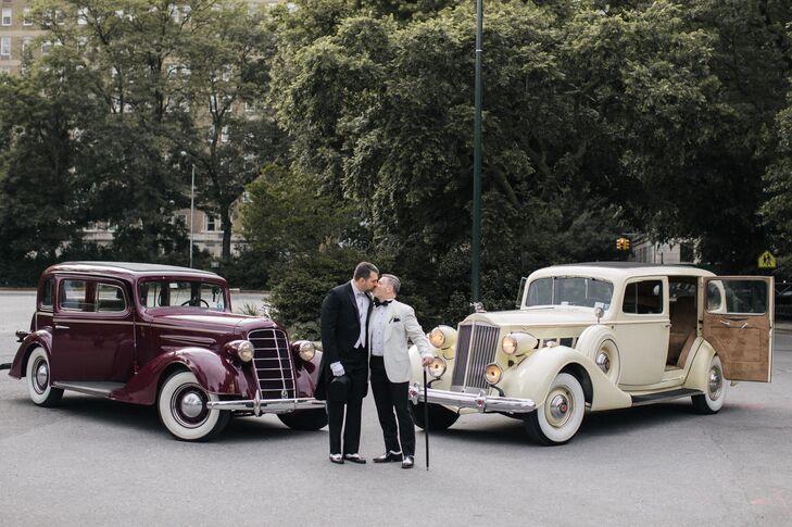 Classic Getaway Cars