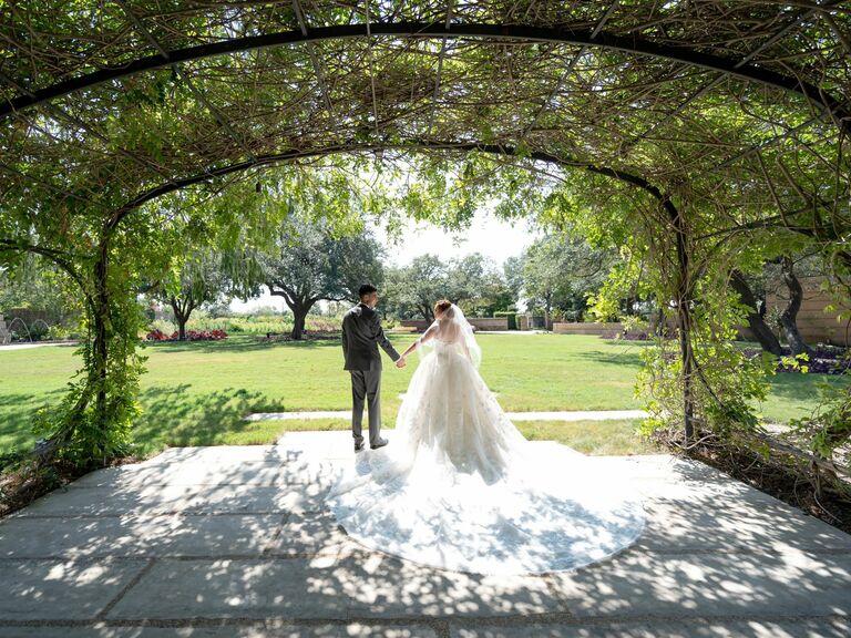 Wedding venue in San Antonio, Texas.