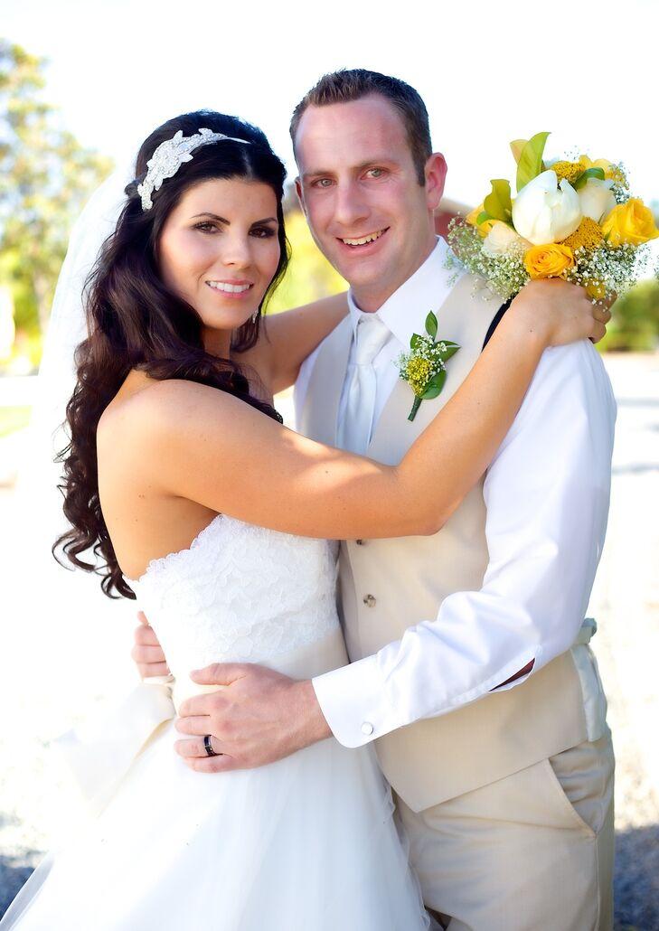 Classic Couple Shot, Vanessa and Jonathan