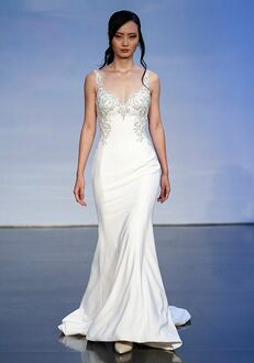 Justin Alexander Signature Taos Sheath Wedding Dress