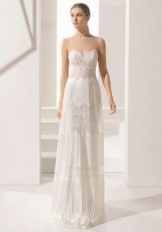 Rosa Clara Couture PARAJE Sheath Wedding Dress