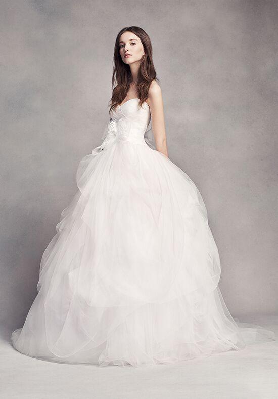 White by vera wang wedding dresses junglespirit Gallery