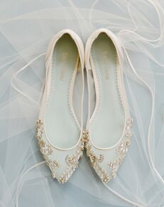 Bella Belle WILLOW Ivory Shoe
