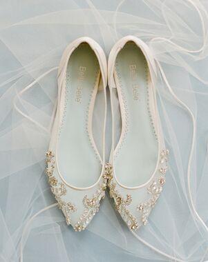Bella Belle WILLOW Ivory Shoe