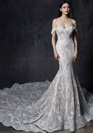 Enzoani Odette Mermaid Wedding Dress