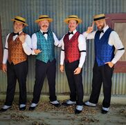 Anaheim, CA Barbershop Quartet | Bank of Harmony