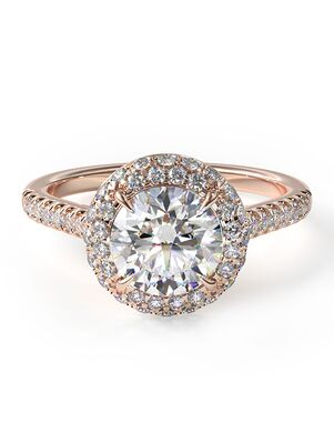 Cushion Cut Engagement Rings The Knot