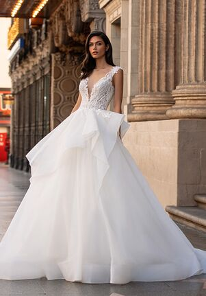 PRONOVIAS LOLLOBRIGIDA Ball Gown Wedding Dress