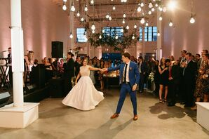First Dance at Sound River Studios in Long Island City, New York