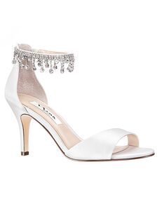 Nina Bridal Vera Ivory Shoe