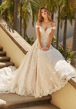 Val Stefani AQUARIUS A-Line Wedding Dress